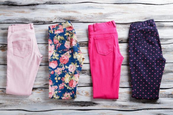 Earn Extra Money-in-Ladies-Trousers