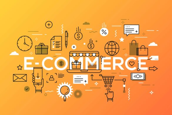 What are five e-commerce tools and what are the benefits to online retail?