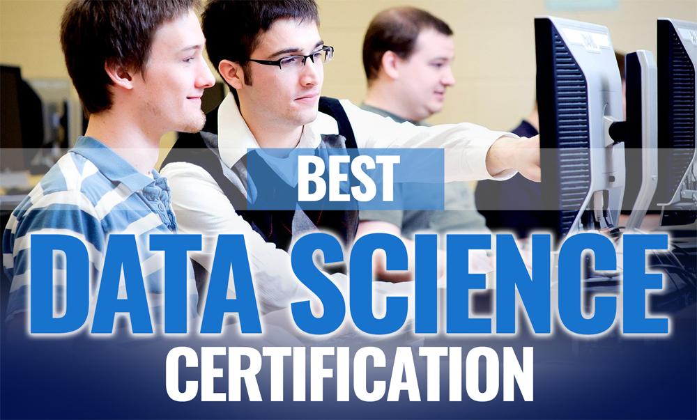 Data Science Certifications that enhances your skillset