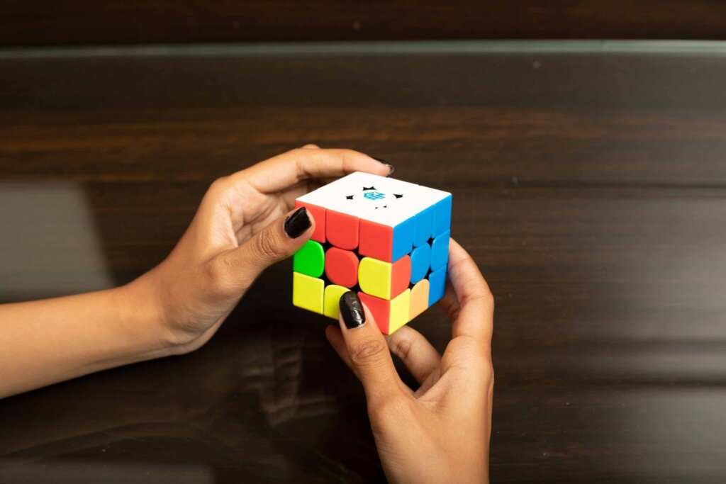 Have you solved a Rubik's cube?