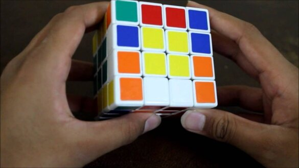 There Is Nothing More Satisfying Than Solving A Rubik's Cube
