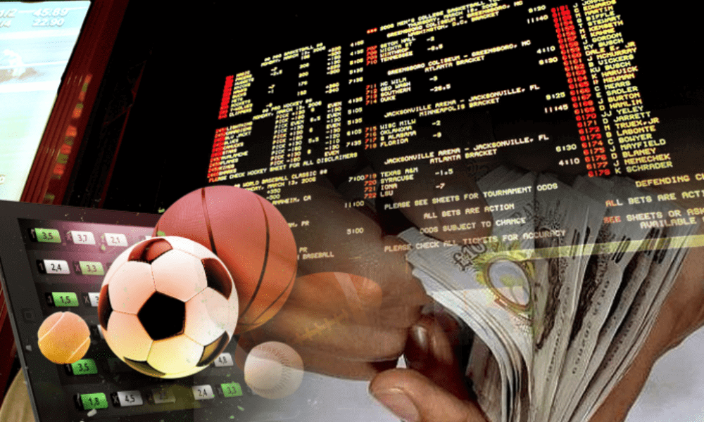 Make Money By Online Sports Betting