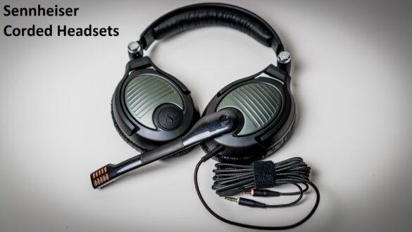 Sennheiser Corded Headsets