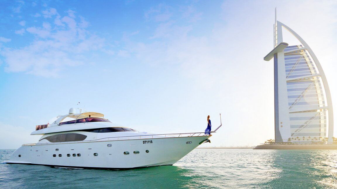 DESERT ROSE YACHT- YOUR EVENT, YOUR WAY,YOUR THINKING!